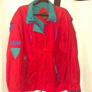 Jackets & Blazers - Red Vintage Jacket